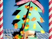 Árbol navidad cartulina