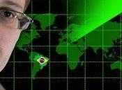 Snowden pide asilo político Brasil cambio revelar espionaje EE.UU.