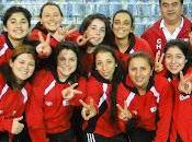 Equipo femenino voléibol punta arenas coronó bicampeón gallegos