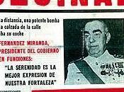 mataron Carrero Blanco