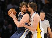 vuelve pasado: Lakers Memphis