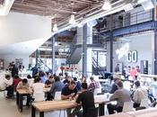 Nuevas tendencias espacios oficinas. Cuartel General Palo Alto, California. Pinterest