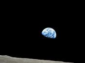 Earthrise, foto. años después