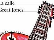 calle Great Jones, Delillo