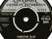 VERSIONES (41): SOMETHIN' ELSE Eddie Cochran, 1959