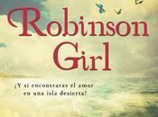 """Reseña """"Robinson Girl"""", Rocío Carmona"""
