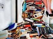 ¿Dónde guardas libros?
