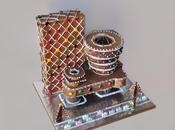 Concurso Maquetas Jengibre. Architizer. Sweet architecture