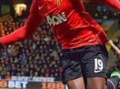 Welbeck saca apuro Manchester United