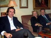 negocios Aznar correligionarios Miami
