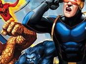 pretende juntar misma película Cuatro Fantásticos X-Men