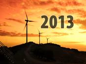 Resumen 2013: 42,4% generación eléctrica renovable