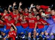 Selección chilena fútbol robó miradas este 2013