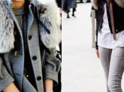 ¿Buscas inspiración para lucir abrigo piel?