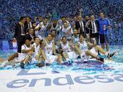 Resumen 2013 baloncesto europeo