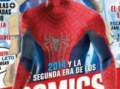 Amazing Spider-Man Poder Electro portada Cine Premiere