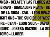 Let's Festival 2014: Sidonie, Fuel Fandango, Second, Izal, Manel, Iván Ferreiro, Julio Rosa, Right Ons...