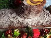 Tronco Navidad Chocolate -Bajo Calorías-