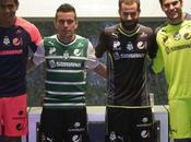 Nueva camiseta Puma Santos Laguna; temporada 2014