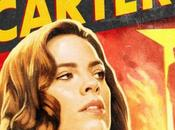 Hayley Atwell ficha 'Agent Carter', serie spin-off Capitán América' sigue adelante.