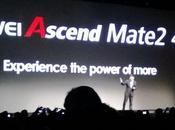 Huawei anunció nuevo smartphone: Ascend Mate2 #CES2014