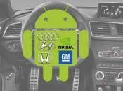 Google forma alianza Audi, Honda, Nvidia, Hyundai para llevar Android coches