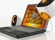 Participa gana estos fantásticos Philips SPA2210/27 Notebook Speakers GVisionorte