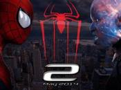nuevos posters para 'The Amazing Spider-man poder Electro'