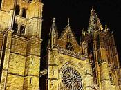Catedral León: nocturna