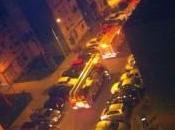Humo blanco olor goma quemada alertaba anoche vecinos César Augusto