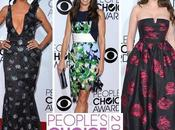 Alfombra roja premios people's choice awards 2014