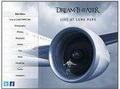 Dream theater lanzan aplicación interactiva 360°