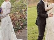 Casamientos famosos: look novias famosas