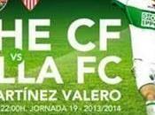 Elche CF(1-1)Sevilla Tostón vuelta nueva.