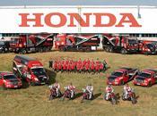 Honda, pasión deporte rally dakar