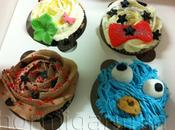 Dulce Realidad course decorating cupcakes