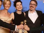 Ganadores Globos 2014 cine televisión