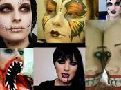 Maquillaje halloween para chicas