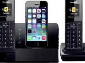 Teléfonos Panasonic galardonados diseño 2014