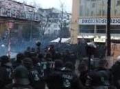 Hamburgo: Merkel prueba propia medicina