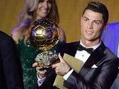 Jugador cristiano ronaldo obtuvo balón fifa