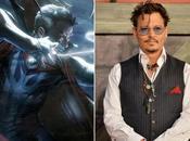 Johnny Deep Podria Interpretar Doctor Strange