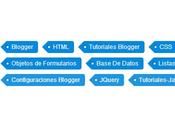 Crear Etiquetas Blogger