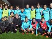 Depeche Mode visita F.C. Barcelona