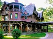 Twain vivió aquí