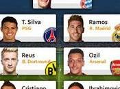 Once ideal UEFA 2013