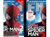 Segunda portada Total Film para Amazing Spider-Man Poder Electro