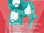 Primeros conciertos presentando 'Varcelona'