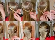 Peinados fiesta para jovencitas