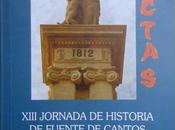 Xiii jornada historia fuente cantos